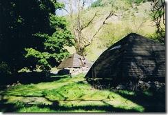 Die Holzhütten